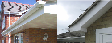 Soffitboard and Fascias Replacement Chester Cheshire, Chester Cheshire Roofline prices